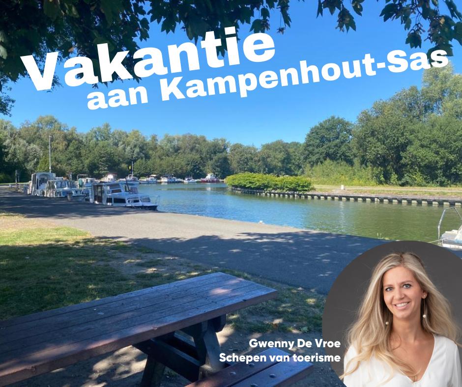 Vakantiesfeer in Kazmpenhout